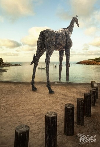RUST IN IBIZA... | by ZITTART