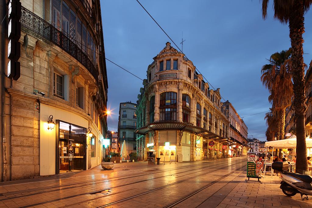 Montpellier rue de la maguelone magasin des nouveaut s - Magasins de meubles montpellier ...