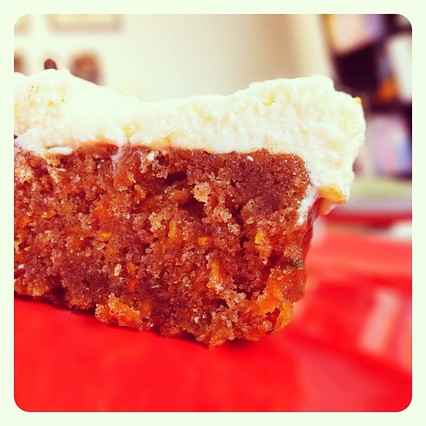Best Ever Carrot Cake With Cream Cheese Frosting
