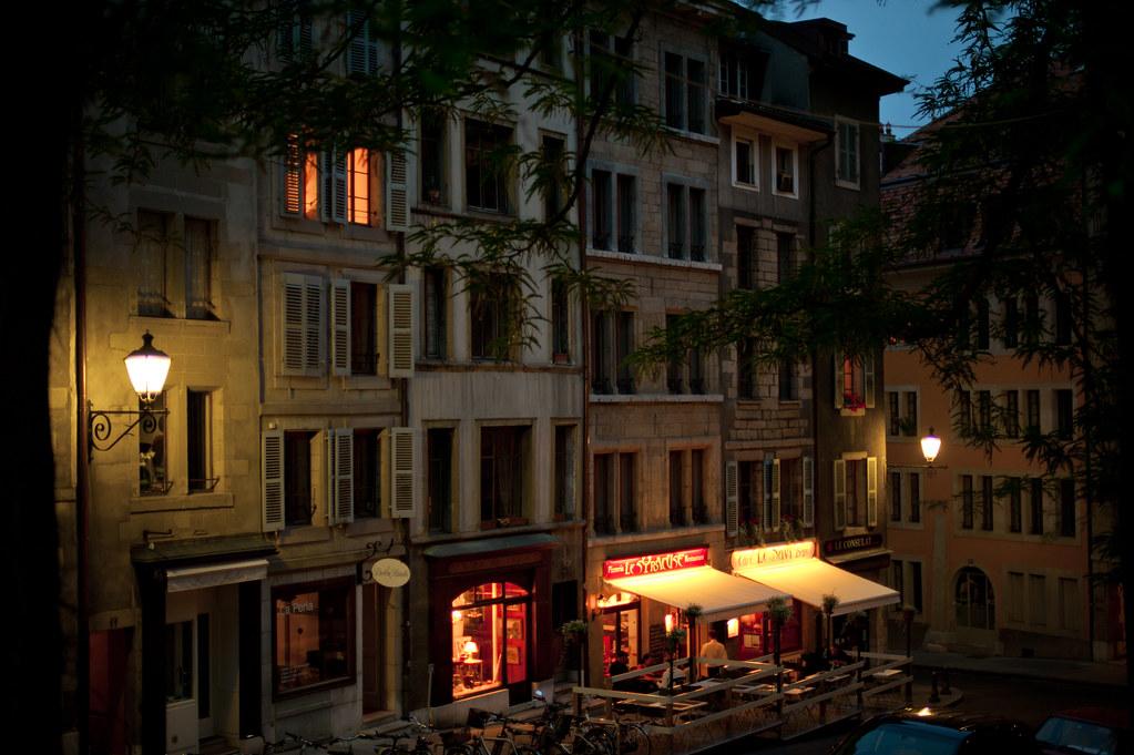 Geneva Old Town Walking Tour