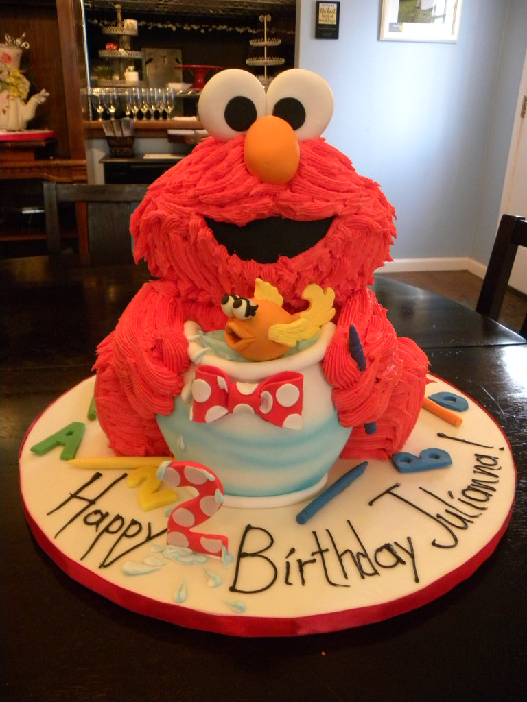 elmo cake pan julianna s elmo cake elmo was carved from layers of 3883
