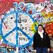 The Lennon Wall, Prague, Czech Repulic, Michaela McDavitt