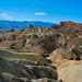UNITED STATES OF AMERICA - Zabriskie Point, Death Valley National Park, Nevada