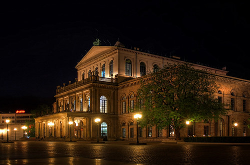 Hannover - Staatsoper Hannover 02 | by Daniel Mennerich