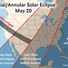 Solar Eclipse May 20th