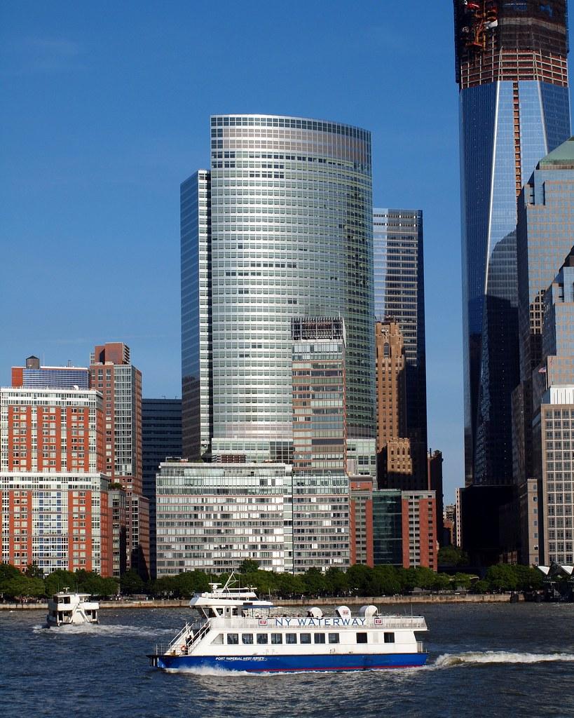 Goldman sachs tower lower manhattan new york city flickr