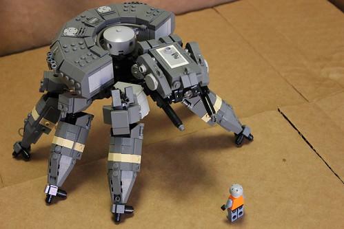 Sentient Tank 2   Flickr - Photo Sharing!