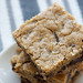 Salty Chocolate Chunk Blondies