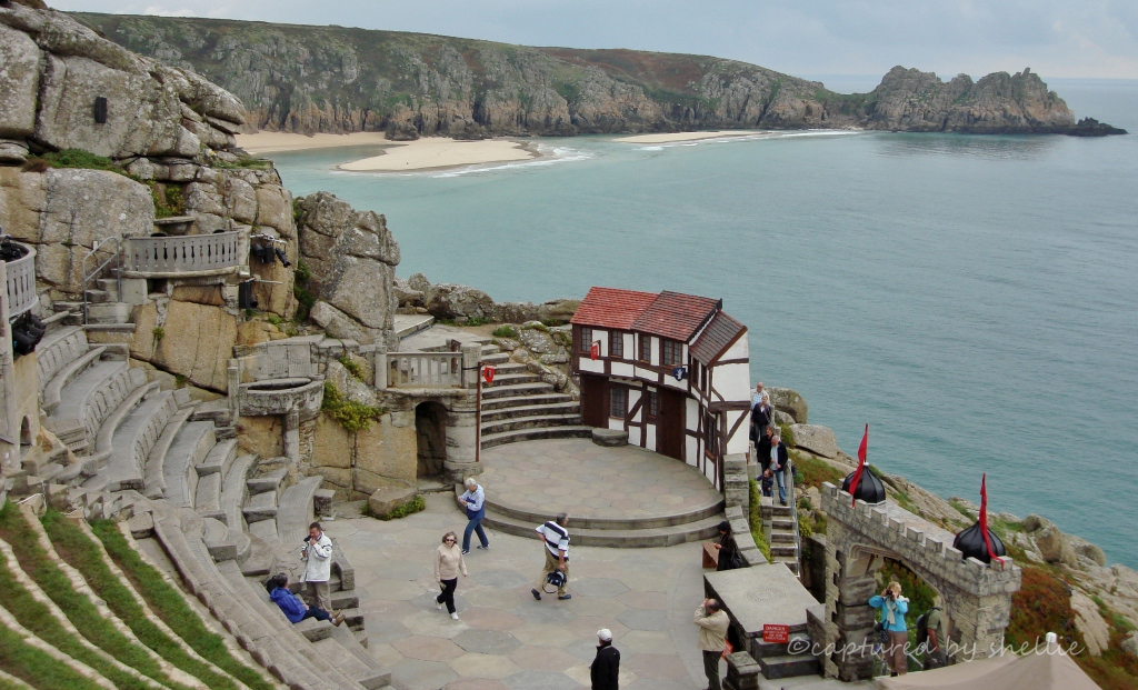 Minack Theatre History Minack Theatre Lands End