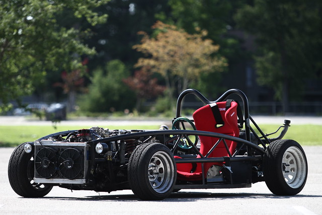 Build A Car >> Exocet | Built in 12 days from a v8 monster miata in a one ...