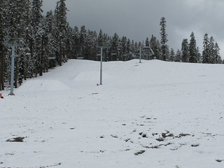June 5, 2012 - Broadway Looks Skiable With Jump Line In Place | by sierra-at-tahoe