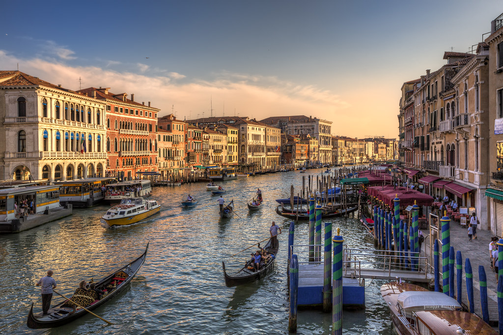 Where Is The Grand C >> canal grande   Giuseppe Moscato   Flickr