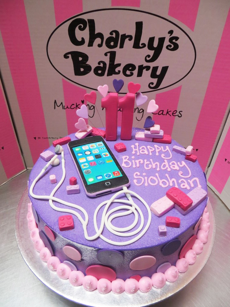 Teenage Girl Cake Images : Birthday Cakes For Teenage Girls 14 www.pixshark.com ...