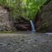 2. waterfall Bläsimühle, Tobelbach