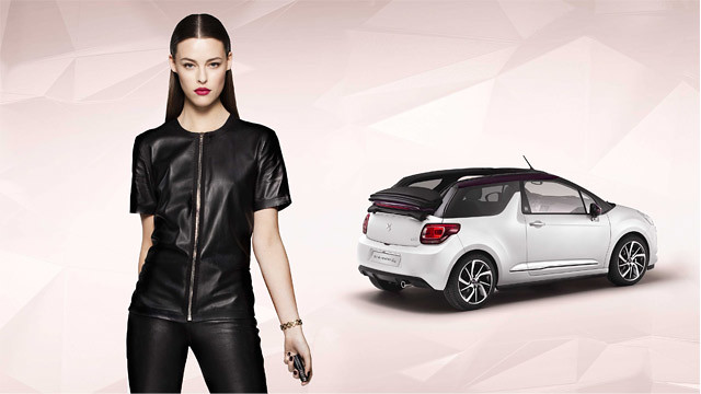 DS Automobiles y Givenchy Le MakeUp