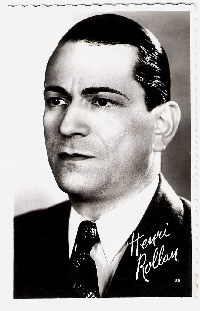 Henri Rollan salary