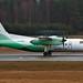 LN-WIG Wideroe De Havilland Canada DHC-8-103 Dash 8