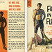 Dell Books B147 - Jack Sheridan - Fire in the Flesh (with back)