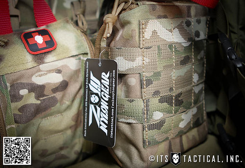 MultiCam ETA Kit Pouch 01 | by ITS Tactical