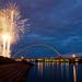 Jubilee fireworks.