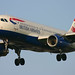 British Airways - G-EUPP
