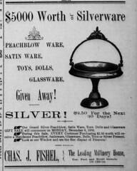 Ad: Silverware