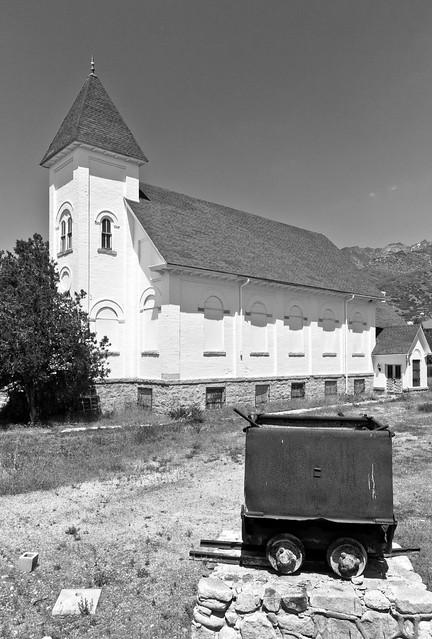 Historic Lds Church In Granite Utah Flickr Photo Sharing