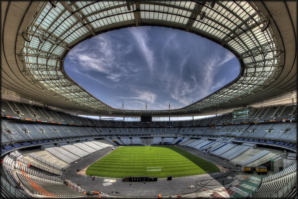 Stade de france qualified allez les bleus pascal flickr - Stade de france superficie ...