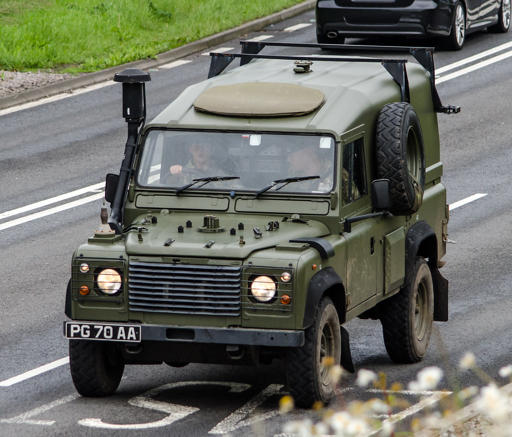 british army land rover a466 chepstow mark hobbs. Black Bedroom Furniture Sets. Home Design Ideas