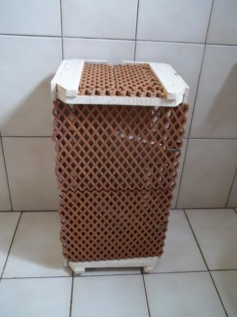 Mini armário para banheiro, quarto ou multiuso  Flickr  Photo Sharing! -> Armario De Banheiro Amadeirado