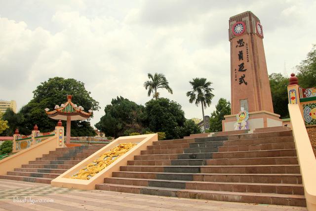 Melaka Malaysia Chinese War Memorial