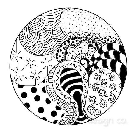 Zen Doodle Petit Design Co Flickr
