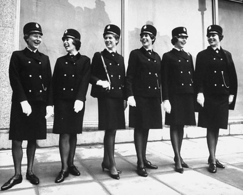 Female prison officers