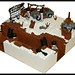 Lego ww2 -Russian Trench-