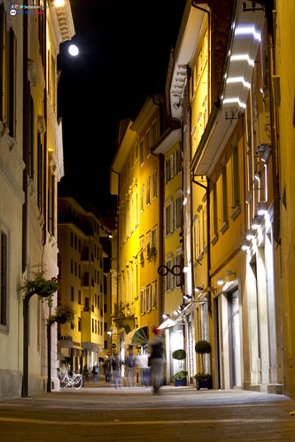 Trento in the Night | by Cristi Sebastian Photography