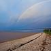 Humber Bridge Double Rainbow - Explored 23/04/12