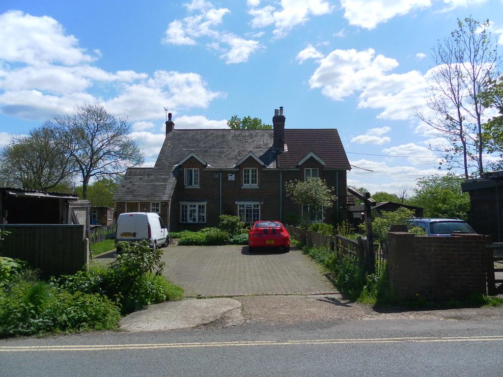 Brookside Cottage Charlwood Road Lowfield Heath On A