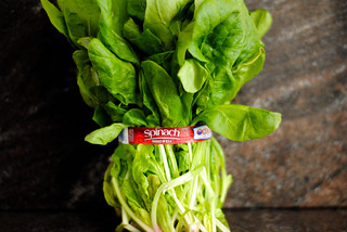 fresh spinach | by The Red Spoon
