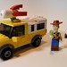 Pizza Planet Truck 2