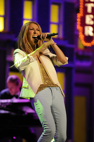 Celine Dion performs at Walmart Shareholders' Meeting 2012 | by Walmart Corporate