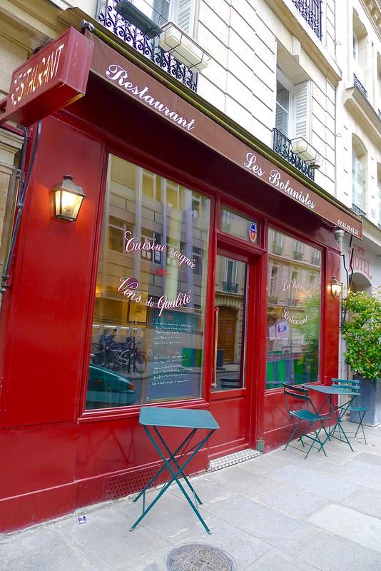 Restaurant Les Botanistes - Paris