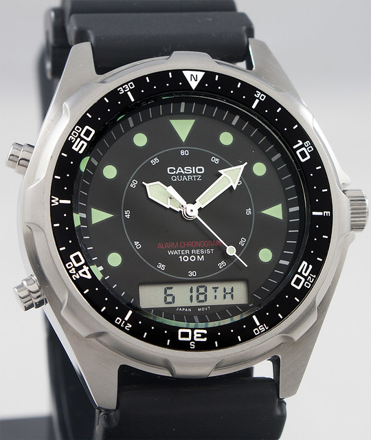 alarm chronograph watch instructions