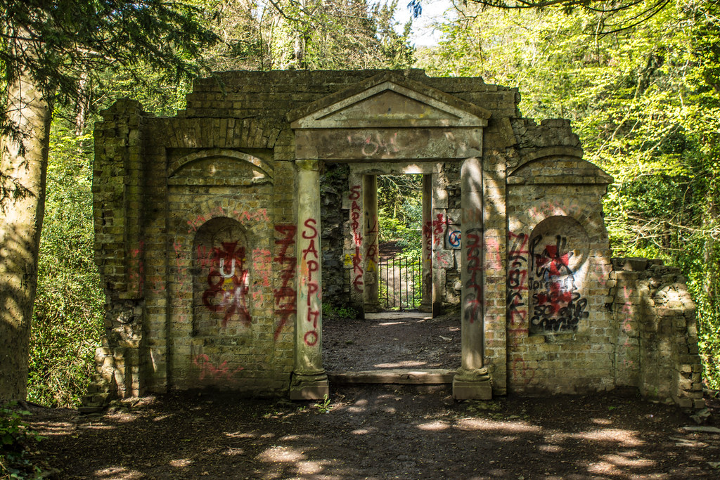 The Follies All Of Which Are In Very Poor Condition In S