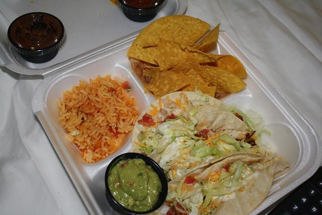 Fish Tacos Platter | Flickr - Photo Sharing!