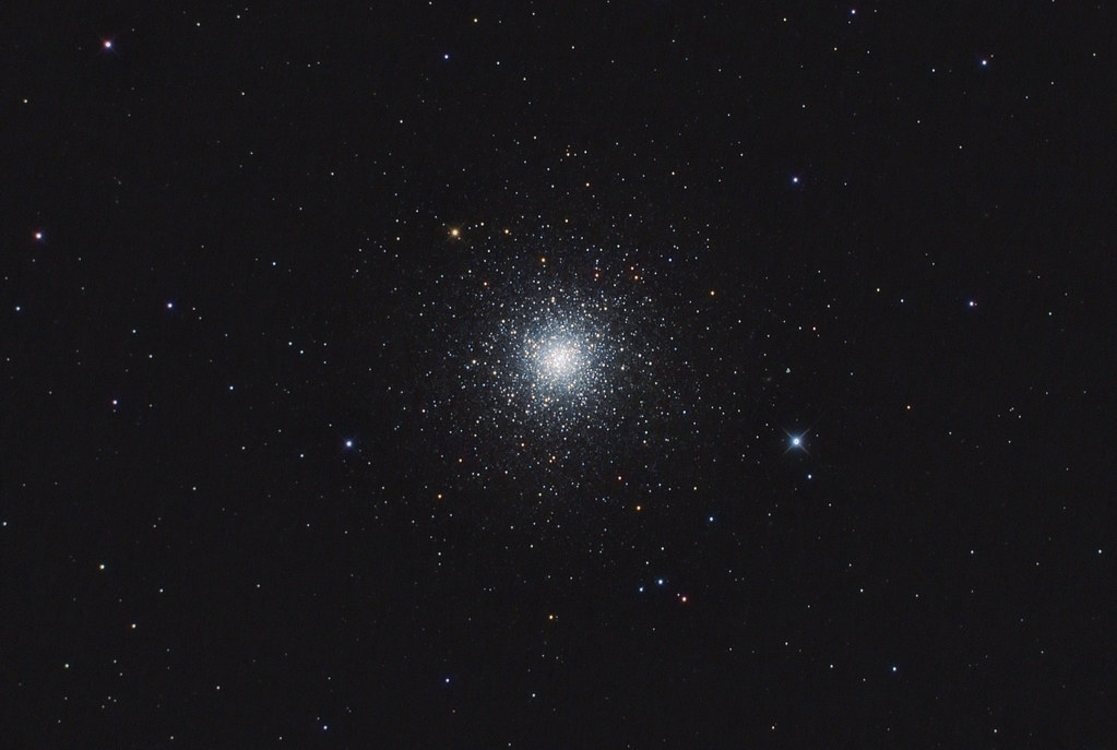white star cluster - photo #27