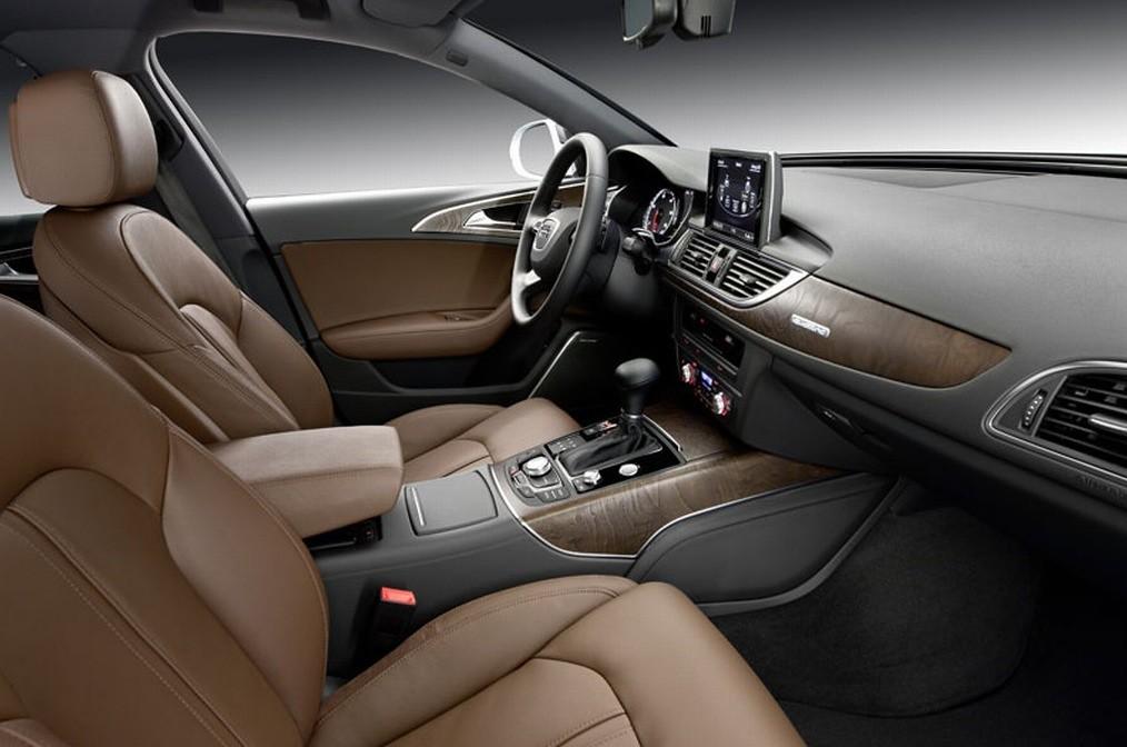 2012 Audi A6 Nougat Brown Interior  2012 Audi A6 30T Prest  Flickr