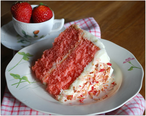 Southern Strawberry Cake1 | by firefly64