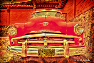 El Valle's Old Car II | by Carlossan MRD