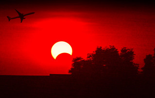 Solar Eclipse 2012 May 20 | by Samuel Fowler
