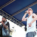 P.O.S and Astronautalis at Soundset 2012
